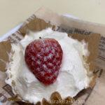 ローソン 雲泡クリームの苺ショートを食べてみた さすがの王道感