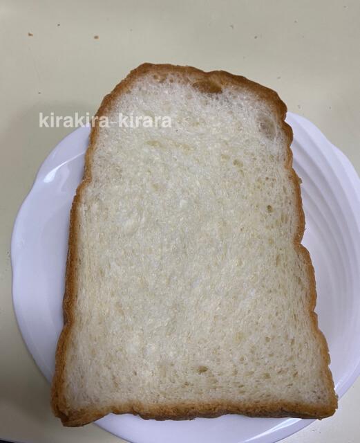 天使のパン断面